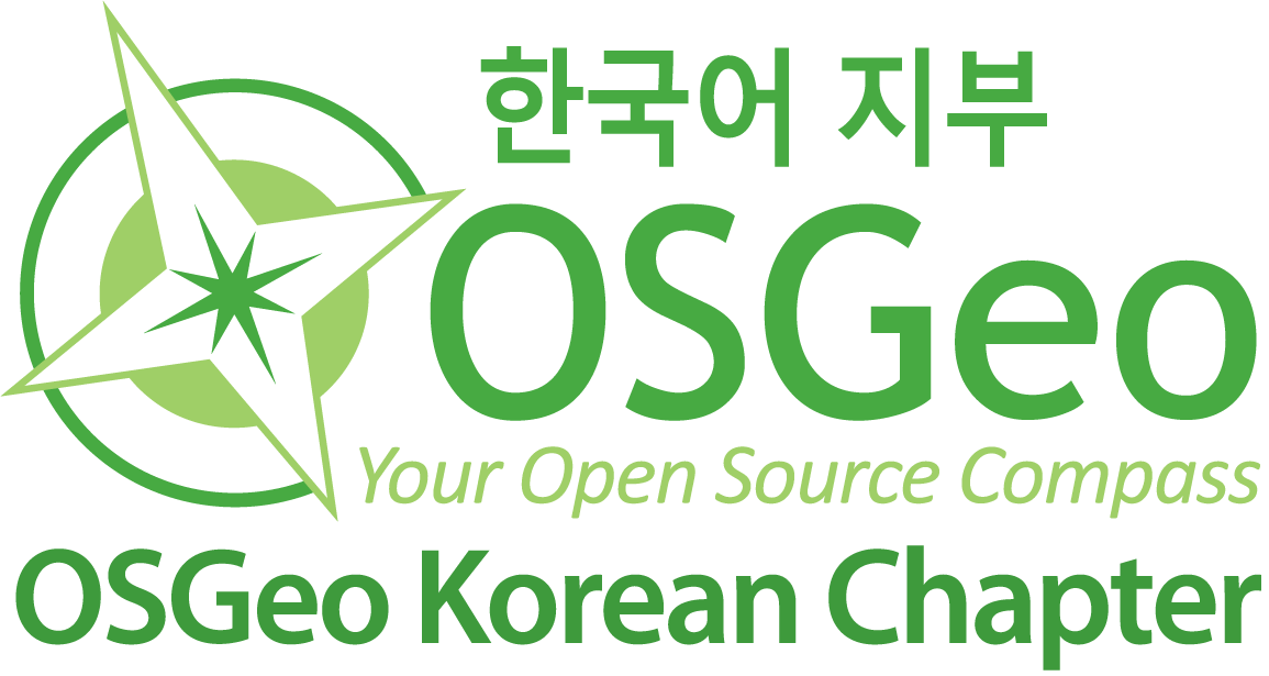 OSGeo-Korean-Chapter_logo